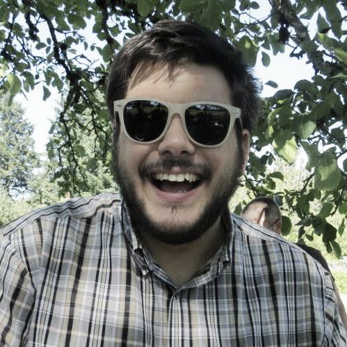 Matt Greensmith bio photo